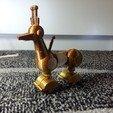 picture (1).jpg Télécharger fichier STL gratuit Cerf robot contrôlé par les doigts • Objet pour impression 3D, Janis_Bruchwalski