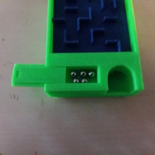 picture (1).jpg Download free STL file The MARBLE BOY • 3D printing model, Janis_Bruchwalski