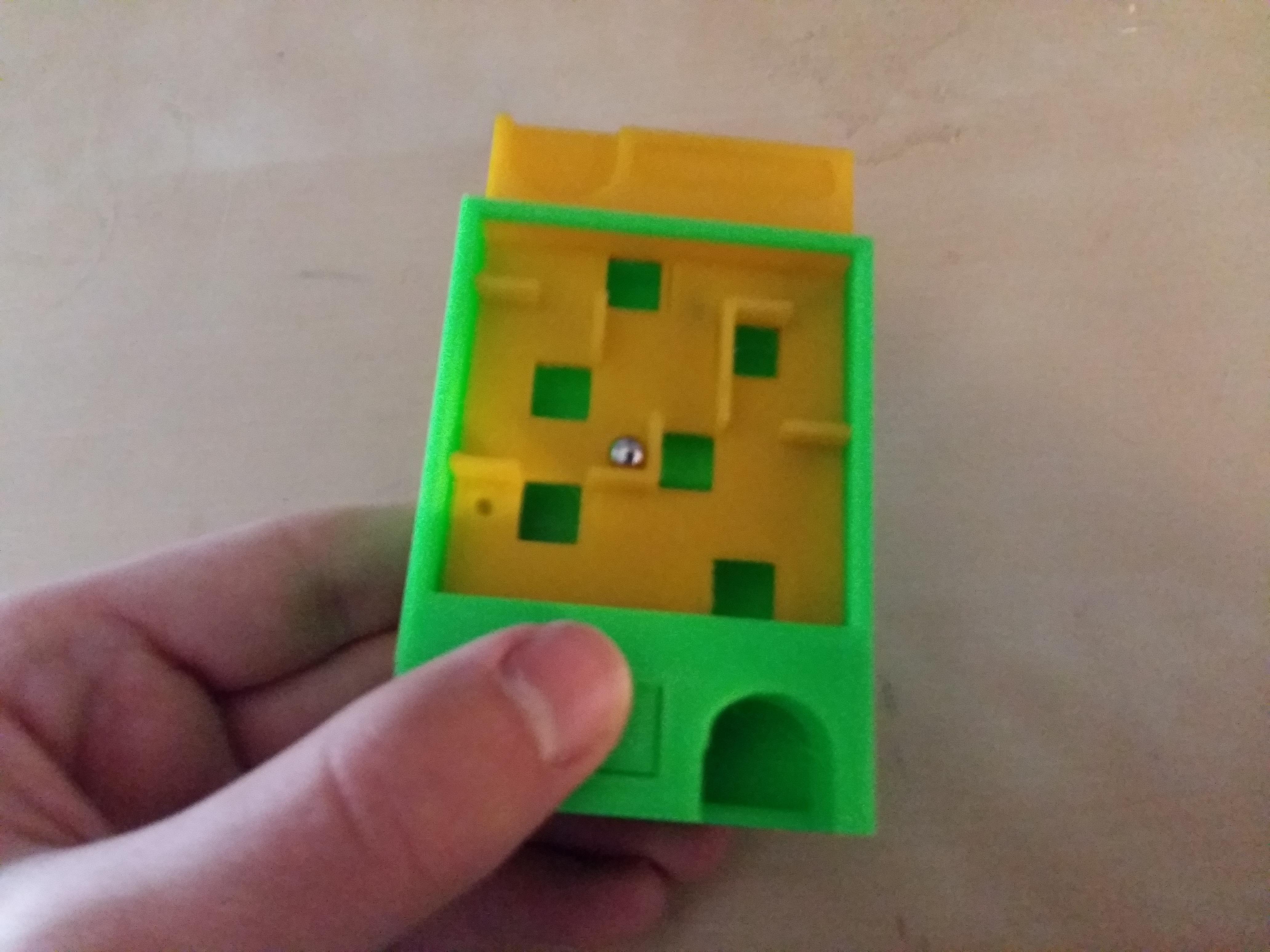 picture (18).jpg Download free STL file The MARBLE BOY • 3D printing model, Janis_Bruchwalski