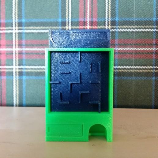 picture (6).jpg Download free STL file The MARBLE BOY • 3D printing model, Janis_Bruchwalski