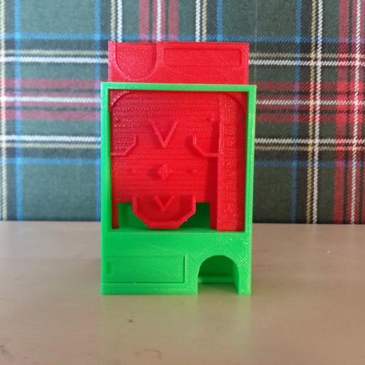 picture (9).jpg Download free STL file The MARBLE BOY • 3D printing model, Janis_Bruchwalski