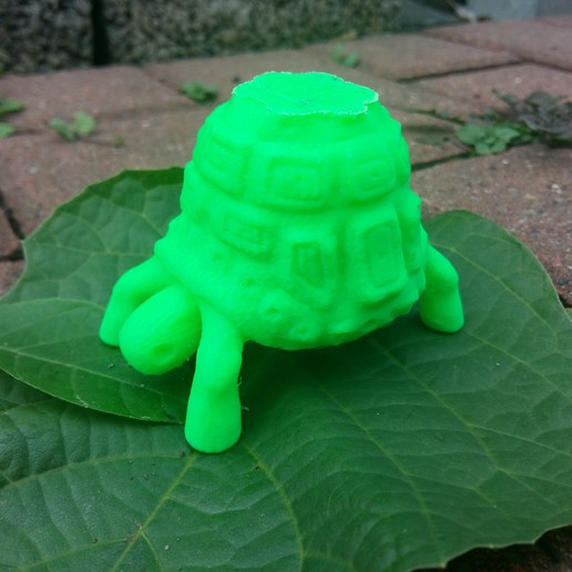 Download free 3D printer files Tortise, Janis_Bruchwalski