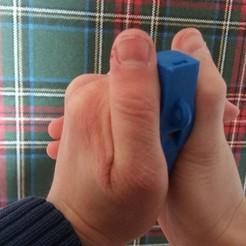 Download free 3D model Palm Whistle, Janis_Bruchwalski