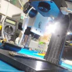 Télécharger fichier STL gratuit Chercher un support pour caméra thermique • Objet imprimable en 3D, francomontanellirw