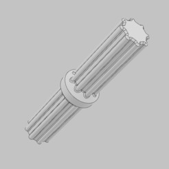 Shaft.jpg Download OBJ file Axial Capra Drive Shaft • 3D printer design, 3DThingKing