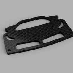 rendu.jpg Download STL file Key Chain Ferrari Laferrari • 3D printer template, romainrmz