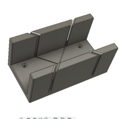 Descargar archivos 3D gratis caja de ingletes, Toyou