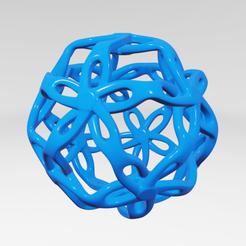 Descargar STL UA024 -- Escultura Abstracta, usaartist