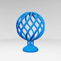 Descargar archivos STL UA005 -- Escultura Abstracta, usaartist