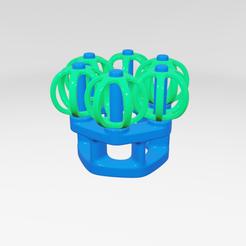 Imprimir en 3D UA030 -- Escultura Abstracta, usaartist