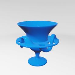 Descargar modelos 3D para imprimir UA034 -- Escultura Abstracta, usaartist
