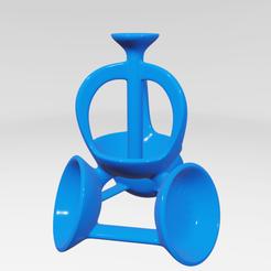 Descargar modelos 3D para imprimir UA025 -- Escultura Abstracta, usaartist
