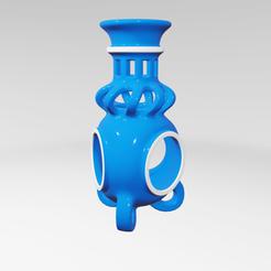 Descargar modelo 3D UA0010 -- Escultura Abstracta, usaartist