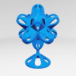 Descargar modelos 3D UA0021 -- Escultura Abstracta, usaartist