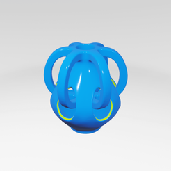 Descargar archivos 3D UA004 -- Escultura Abstracta, usaartist
