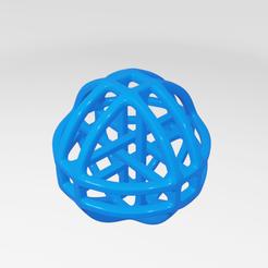 Descargar archivos STL UA032 -- Escultura Abstracta, usaartist