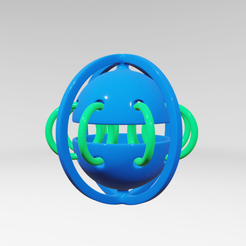 Descargar archivo 3D UA028 -- Escultura Abstracta, usaartist