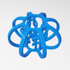 Descargar archivos 3D UA0015 -- Escultura Abstracta, usaartist