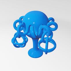 Descargar modelo 3D UA036 -- Escultura Abstracta, usaartist