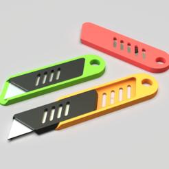 Télécharger fichier impression 3D gratuit Mini lame de coupe., lmhadzich