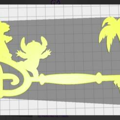Screenshot_8.png Download STL file Disney key Lllo & Sticht  • 3D printable template, 7Arts