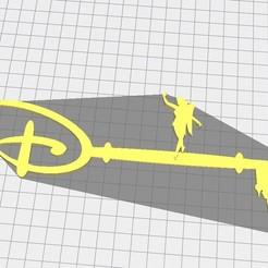 Screenshot_3.jpg Download STL file Disney Tinkerbell key v1.4 • 3D printer design, 7Arts