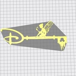 Screenshot_1.jpg Download STL file Disney Tinkerbell key  • 3D printer model, 7Arts