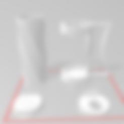 Impresiones 3D taza roscada, mhadb05