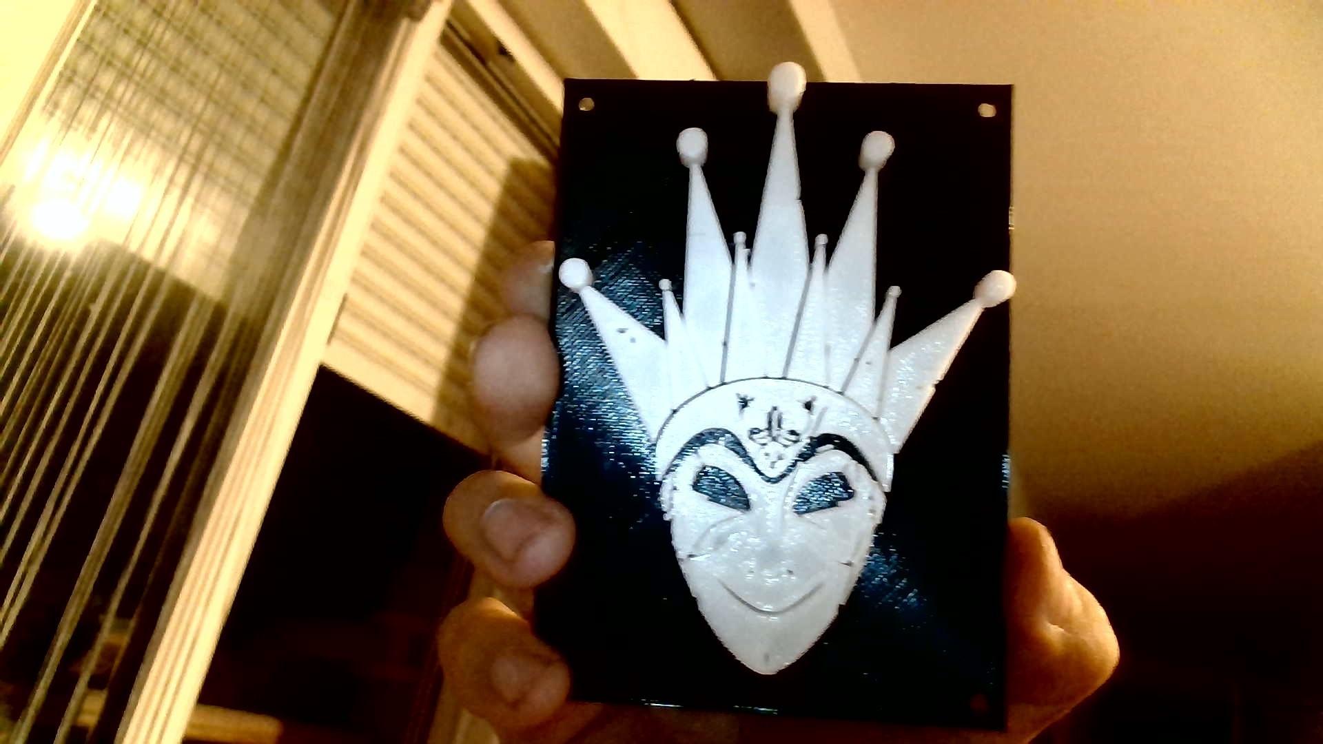 WIN_20200817_21_45_14_Pro.jpg Download free STL file Boris Brejcha Mask v1 • 3D printing object, La-Volailles