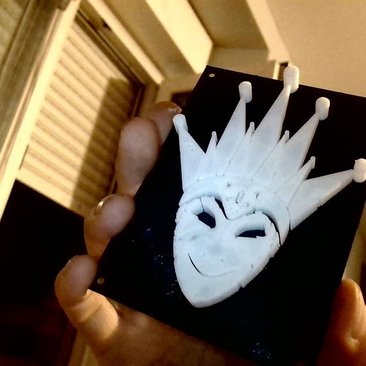 WIN_20200817_21_45_10_Pro.jpg Download free STL file Boris Brejcha Mask v1 • 3D printing object, La-Volailles