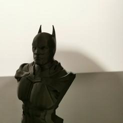 Descargar diseños 3D gratis Un nuevo busto de Batman Arkham, shiriu11