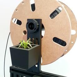 Download free 3D model Flower pot, Fl0