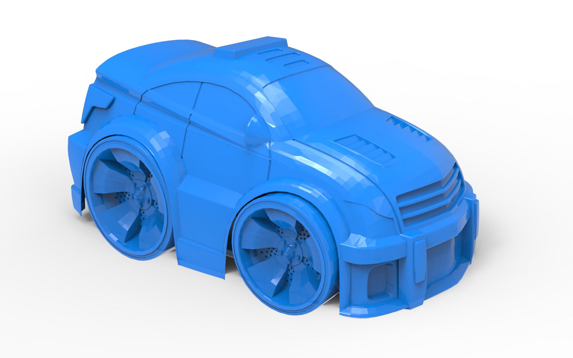 untitled.1570.png Download free STL file Police car • 3D printer design, hcchong
