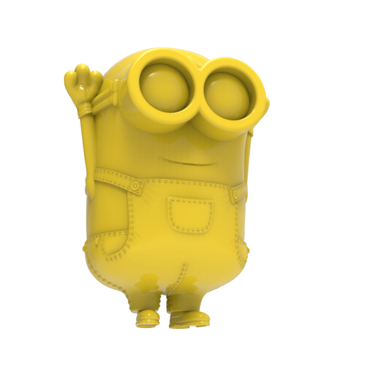 untitled.1644.png Download free STL file Minions Dave • Design to 3D print, hcchong