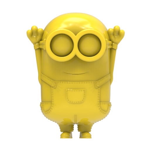 untitled.1650.png Download free STL file Minions Dave • Design to 3D print, hcchong