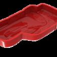 untitled.1672.png Download free STL file Pixar Cars - Mcqueen • 3D printable design, hcchong