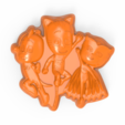 Download free 3D printing files PJ Mask sand mold, hcchong