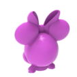untitled.1641.png Download free STL file Minnie Mouse head • 3D print object, hcchong
