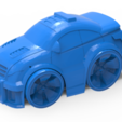 untitled.1575.png Download free STL file Police car • 3D printer design, hcchong
