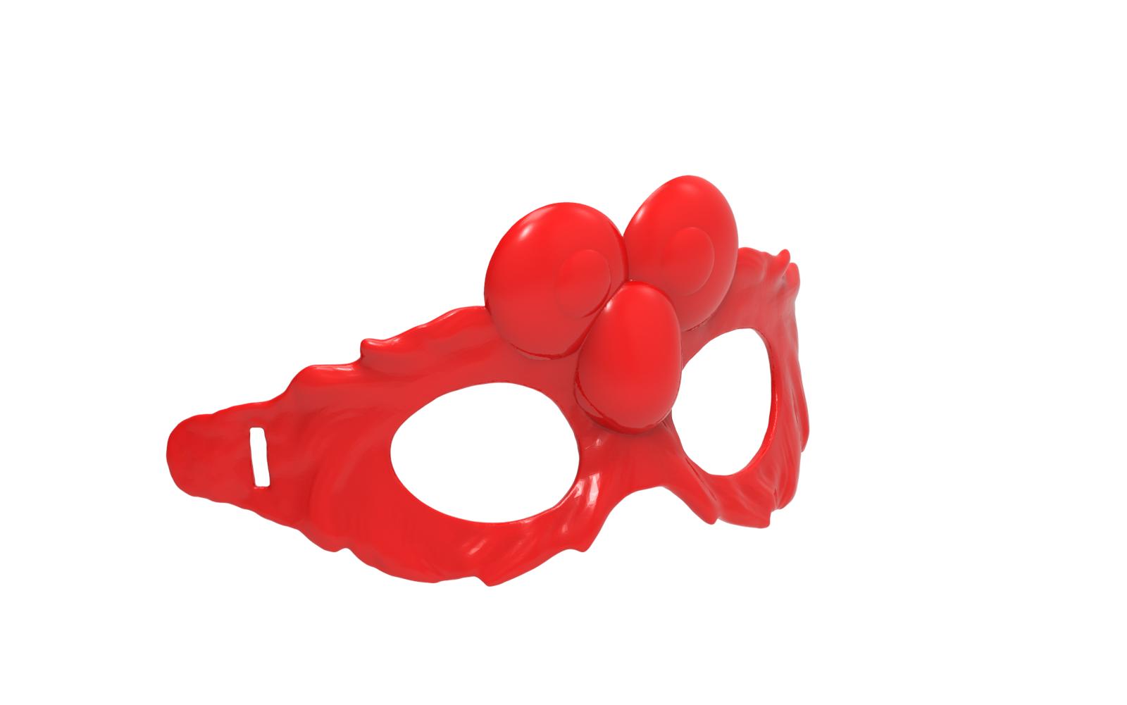untitled.1654.png Download free STL file Elmo Mask • 3D print design, hcchong