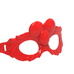 Download free 3D printing designs Elmo Mask, hcchong