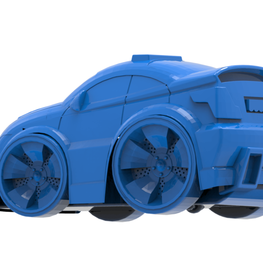 untitled.1582.png Download free STL file Police car • 3D printer design, hcchong