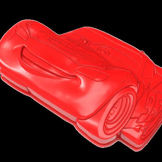 untitled.1668.png Download free STL file Pixar Cars - Mcqueen • 3D printable design, hcchong