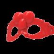 untitled.1655.png Download free STL file Elmo Mask • 3D print design, hcchong