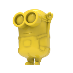 Download free STL Minions Dave, hcchong