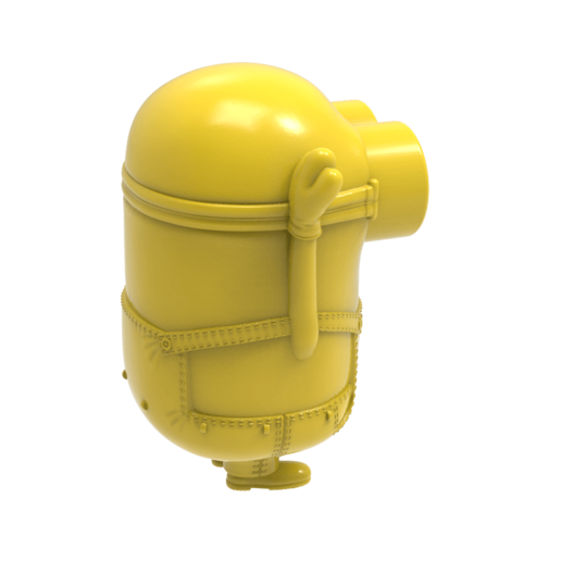 untitled.1649.png Download free STL file Minions Dave • Design to 3D print, hcchong