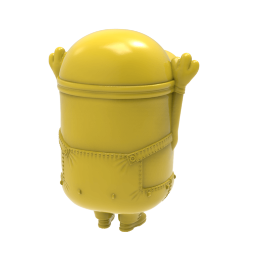 untitled.1648.png Download free STL file Minions Dave • Design to 3D print, hcchong