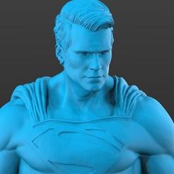 Descargar STL Superman: Man of steel, eclip-c_rap