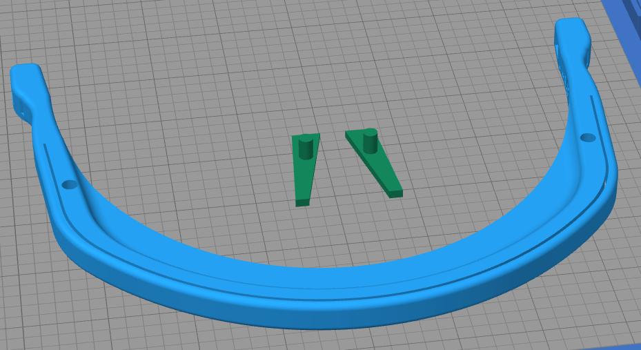 imagen.png Download free STL file Covid-19 headband protector • 3D printing object, amilkarsp
