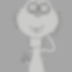 llavero grinch.stl Download free STL file grinch keychain • 3D printer template, amilkarsp